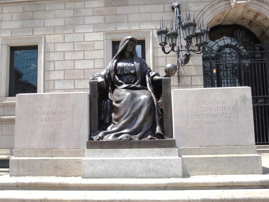 Boston Library - Science